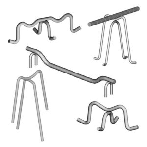 Metal Individual Supports
